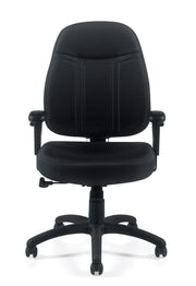 Tilter Chair with Arms - JD11651 - Joe's Discount Office Furniture