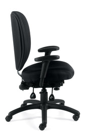 Multi-Function Chair with Arms - JD11653 - Joe's Discount Office Furniture
