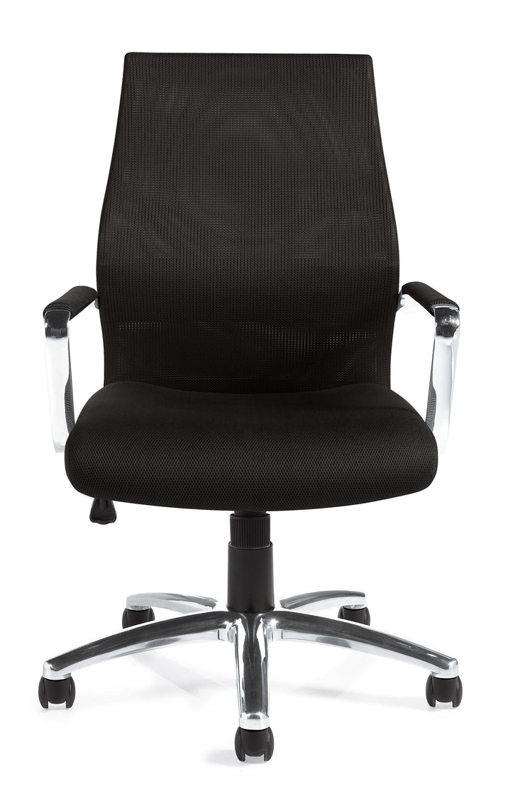 Mesh Back Managers Chair - JD11657B - Joe's Discount Office Furniture