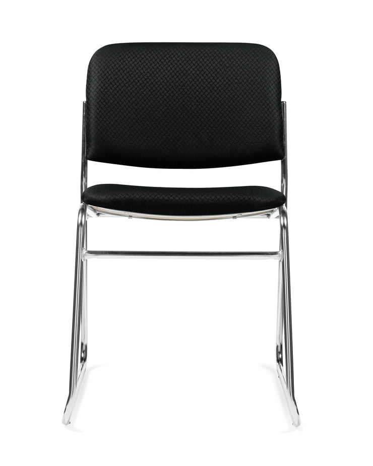 Armless Stack Chair - JD11697 - Joe's Discount Office Furniture