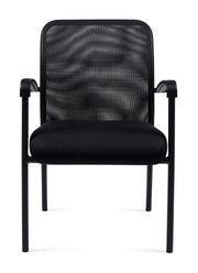 Mesh Back Guest Chair - JD11760B - Joe's Discount Office Furniture