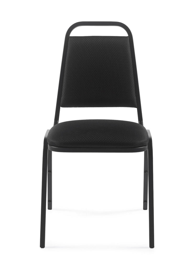 Armless Stack Chair - OTG11934 - Front View - Joe's Discount Office Furniture