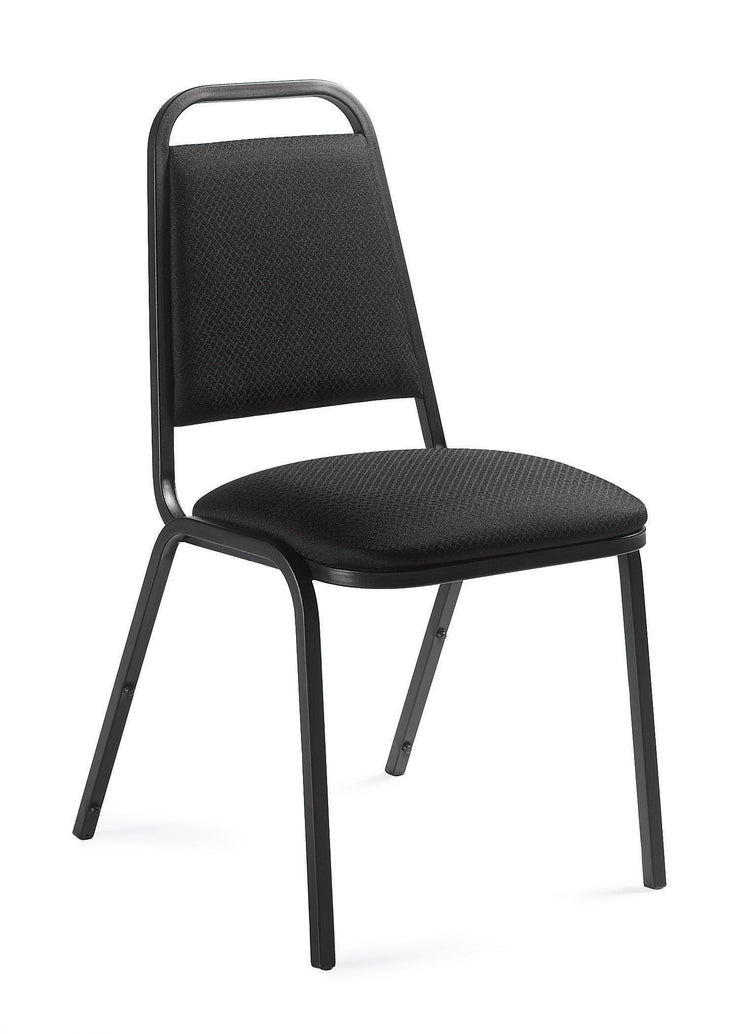 Armless Stack Chair - OTG11934 - Angled View - Joe's Discount Office Furniture