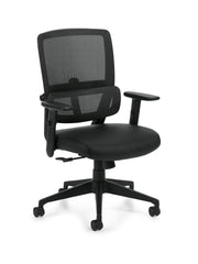 High Back Managers Chair - JD12110B - Joe's Discount Office Furniture