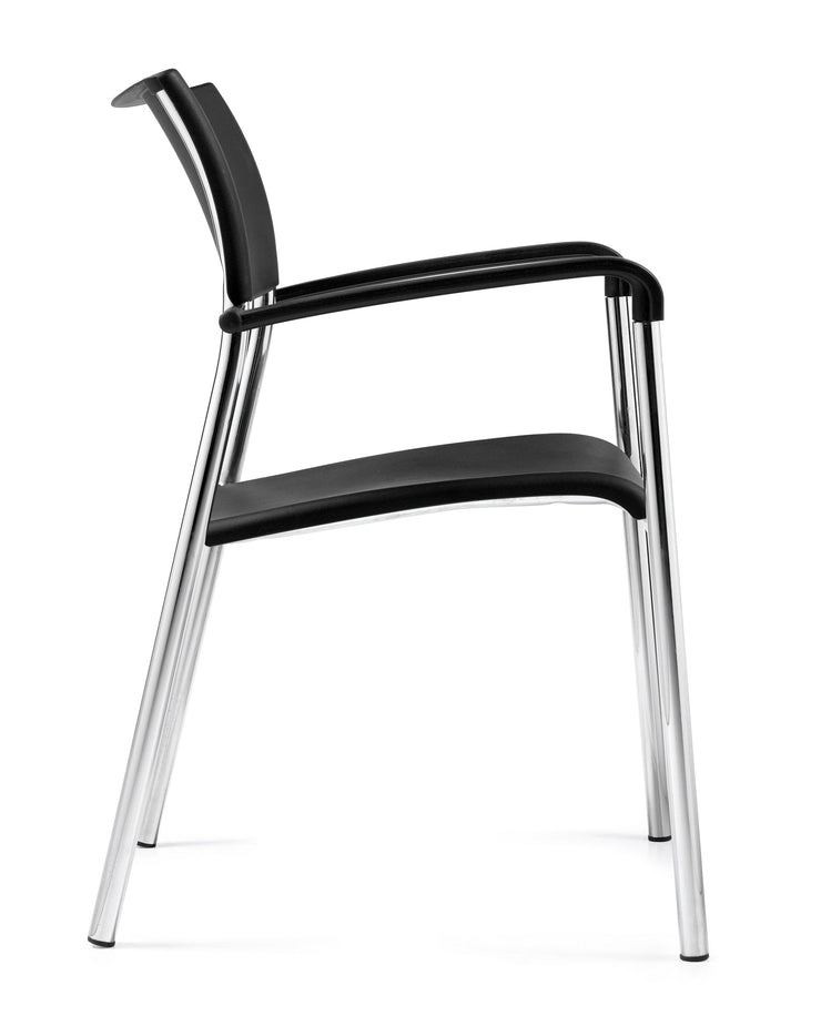 Stack Chair - JD1220B - Joe's Discount Office Furniture