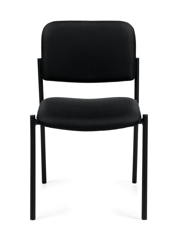 Armless Stack Chair - JD2748 - Joe's Discount Office Furniture