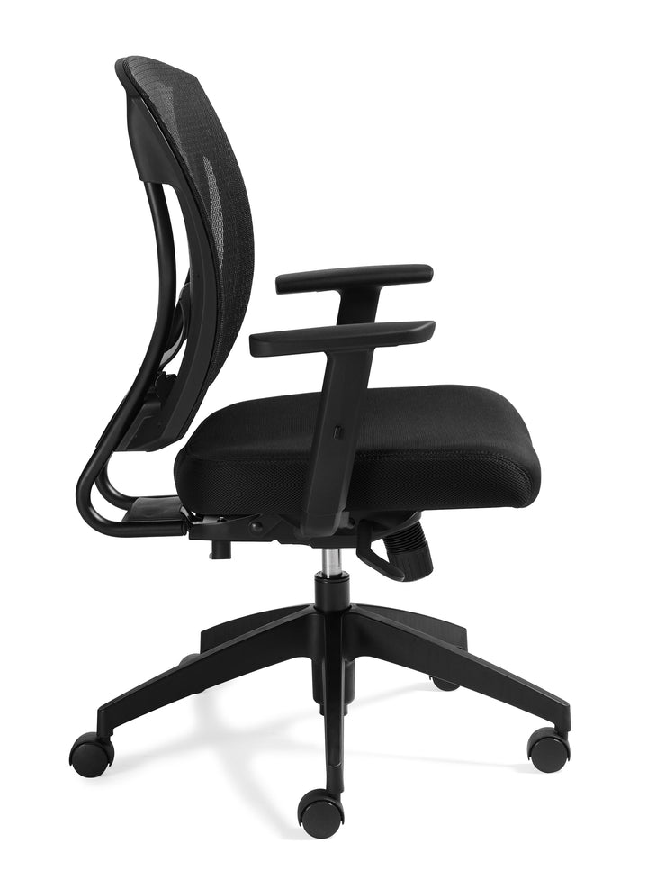 Mesh Synchro-Tilter Chair - JD2801 - Joe's Discount Office Furniture