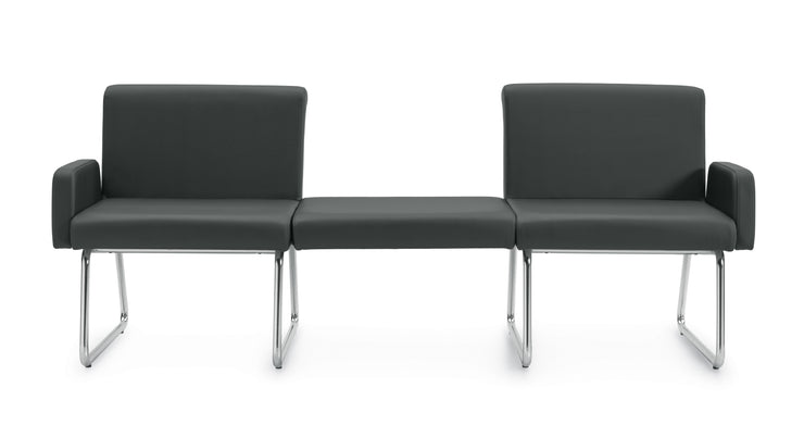 Modular Lounge Seating - Single Bench - JD5004 - Joe's Discount Office Furniture
