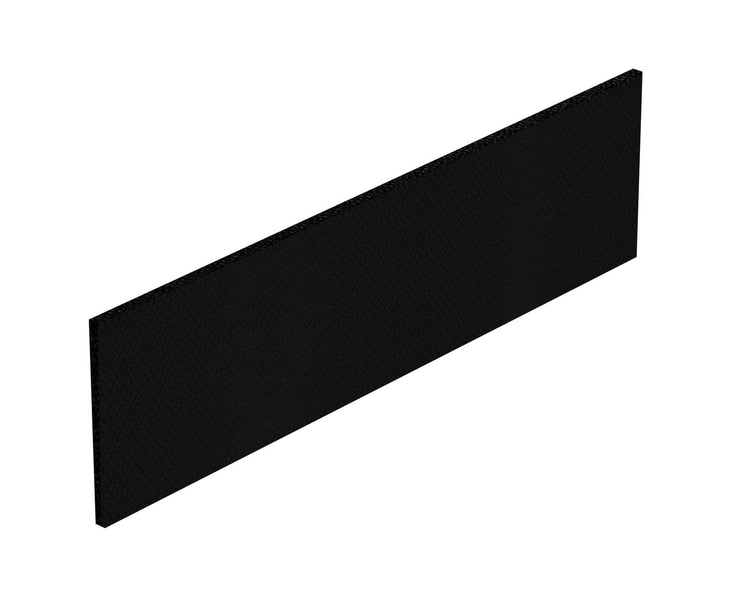 Black Fabric Tackboard