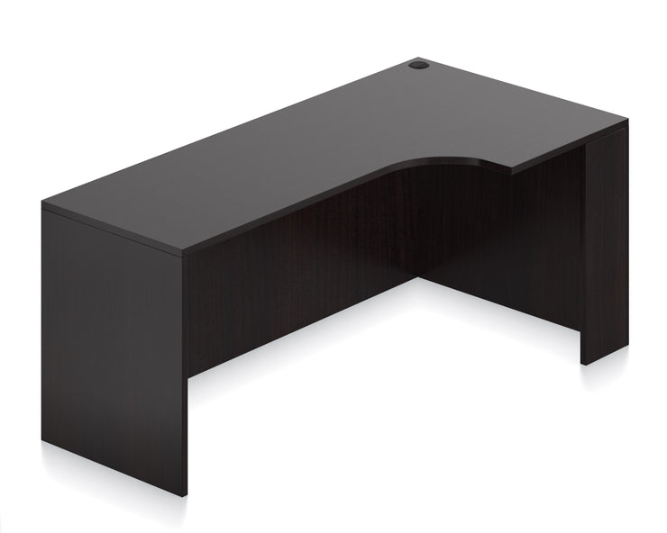Credenza with Right Corner Extension - SL7136CER-AEL - Joe's Discount Office Furniture