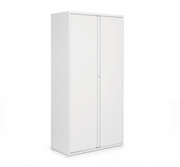 Global Storage Cabinet with Looped Full Pull Handle (9336P-S72L)