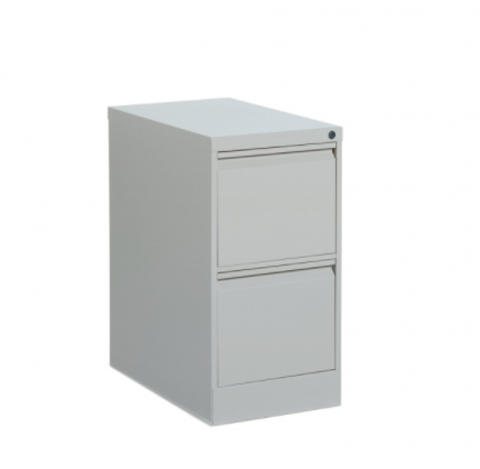 "Global 22.62""D Freestanding Pedestal - File/File (19FP-23FF)"