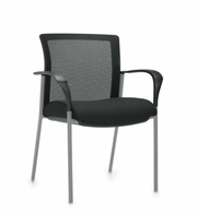 Global - Vion - Mesh Low Back Armchair (6325)