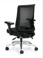 Mesh Back Executive Chair - JD11325B - Joe's Discount Office Furniture