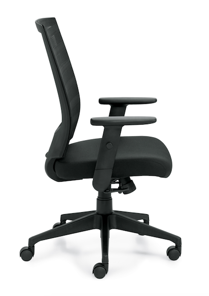 High Back Management Chair - JD11920B - Joe's Discount Office Furniture
