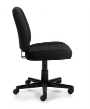 Armless Air Mesh Task Chair - JD11343B - Joe's Discount Office Furniture