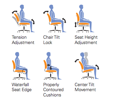 Mesh Back Managers Chair - OTG10901B - Configuration Options - Joe's Discount Office Furniture
