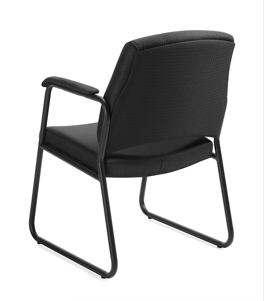Guest Chair with Arms - JD11892 - Joe's Discount Office Furniture