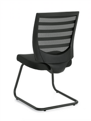 Mid Back Armless Guest Chair - JD11923B - Joe's Discount Office Furniture