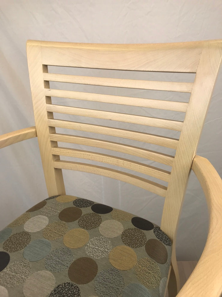 OFS - Murano - Cafe/Dining - Horizontal Slatted Back Side Chair - Brand New - Joe's Discount Office Furniture