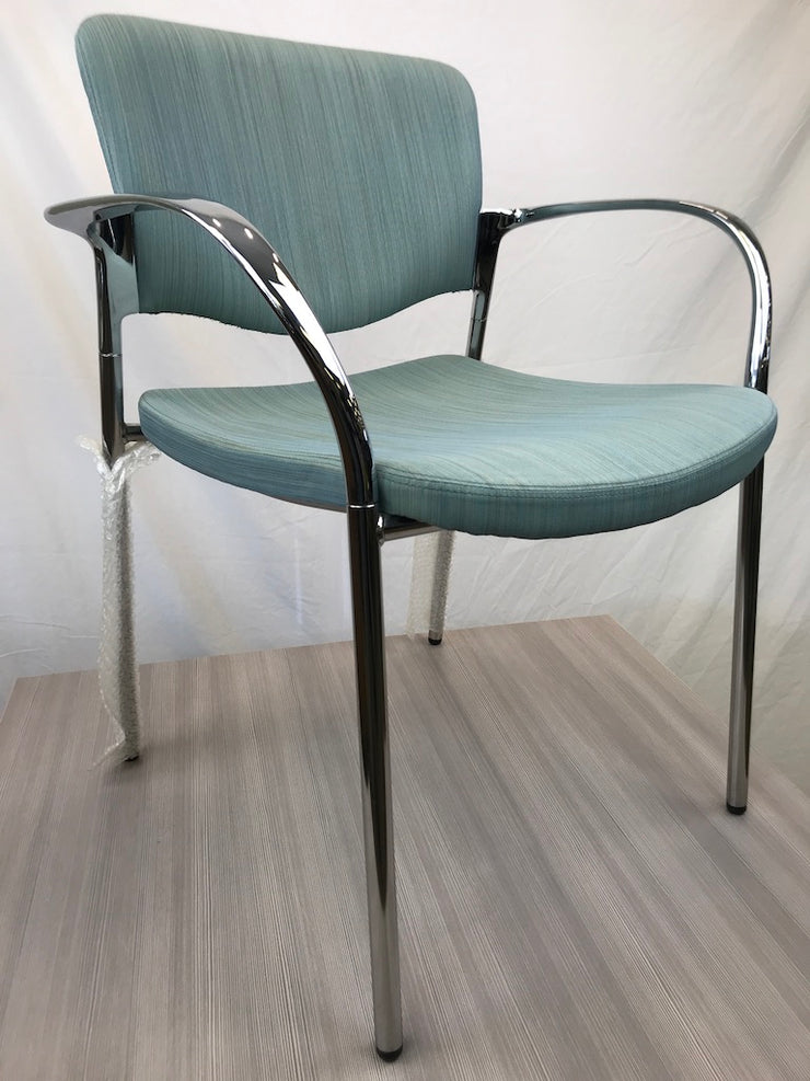 Stylex Welcome - Multi-Use Designer Stacking Side Chair - Brand New - Joe's Discount Office Furniture