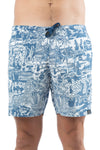 Easy Short Bali Dave 3 Indigo - Greenrock Indonesia