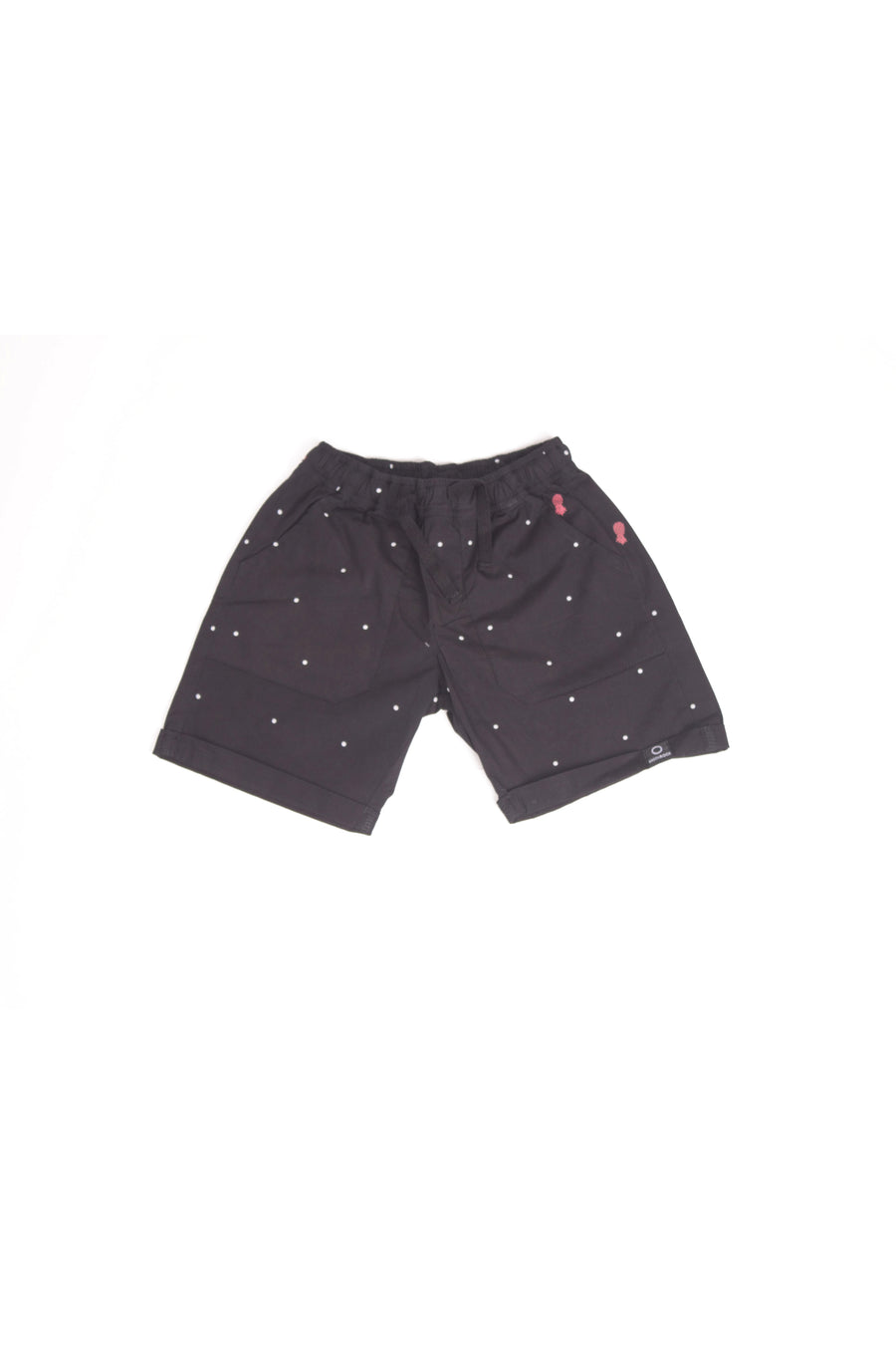 Short Kids Pineapple 4 Black