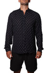 Shirt L/S Simon Tic-Tac-Toe Navy - Greenrock Indonesia