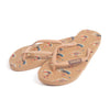 Flip Flop Kids Dolphin Tan - Greenrock Indonesia
