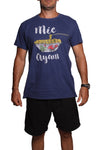 T-Shirt Mie Ayam Navy - Greenrock Indonesia