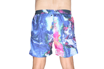 "Saint Short Wave Navy - 16"" - Greenrock Indonesia"