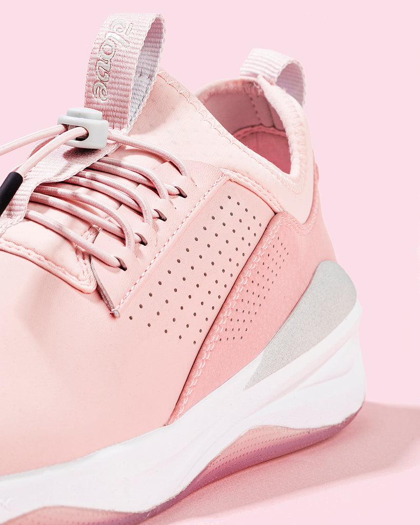Clove Pink Up Sneakers - What to Look for in Plantar Fasciitis Shoes