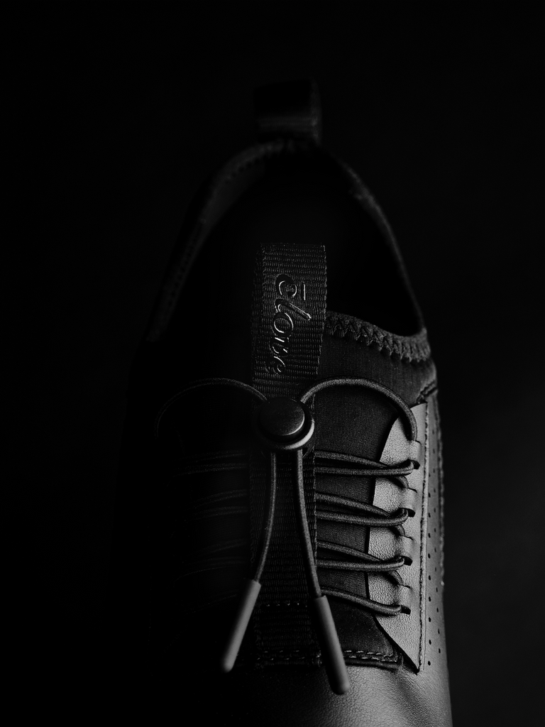 Laces of Clove ABO Sneaker - What are Your Shoes Really Made of?