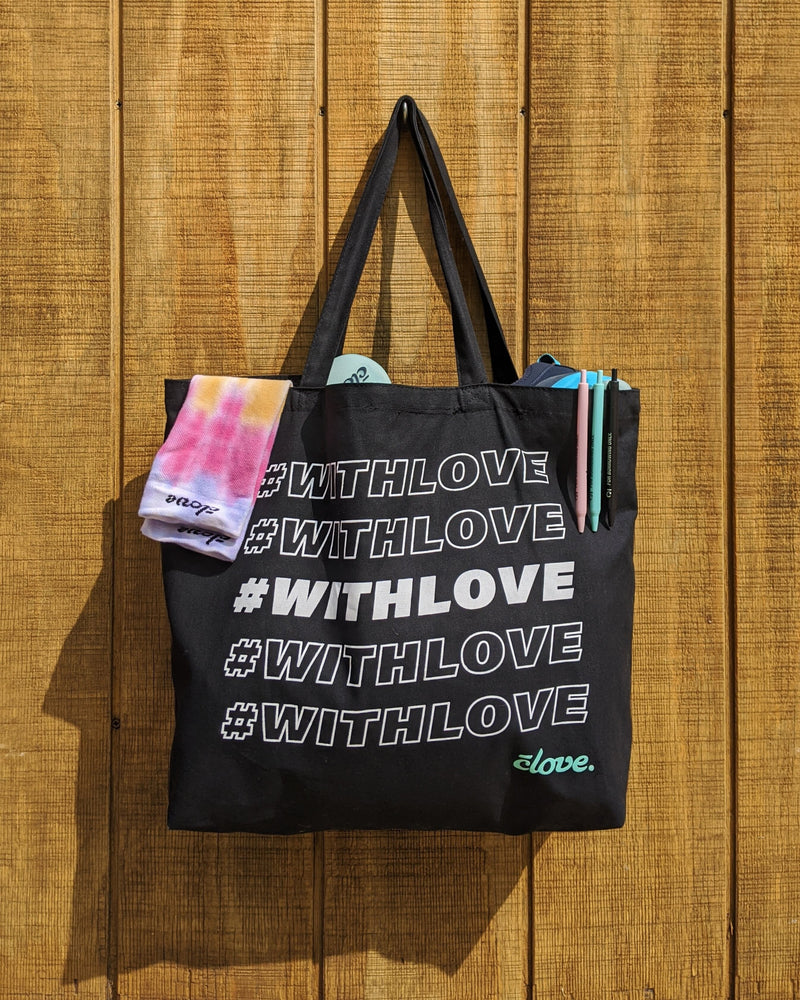 #WithLove Tote