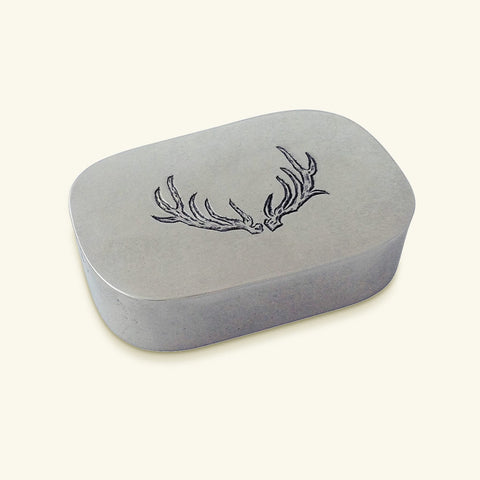 Simple Covered Antler Box