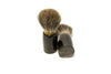 EDG Ox Horn Badger Bristle Shave Brush