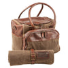 Meehan Barman's Utility Bag with Rollup