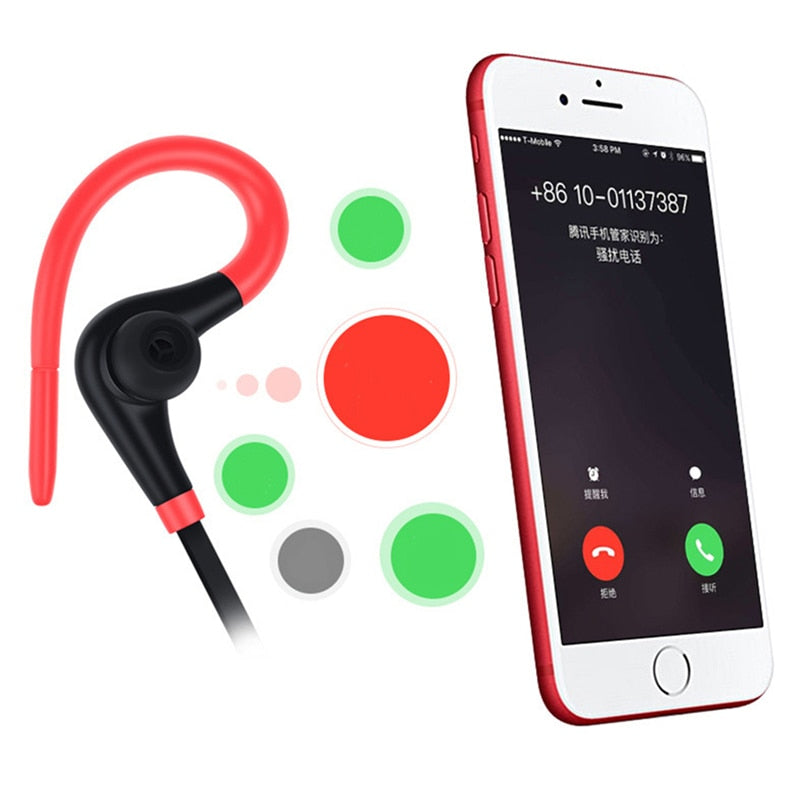Wireless Bluetooth Sports Headphones