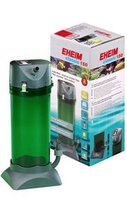 Eheim External filter Classic 150 with Bio media and double taps