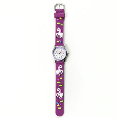 Kids Personalised Unicorn Watch - Gifts