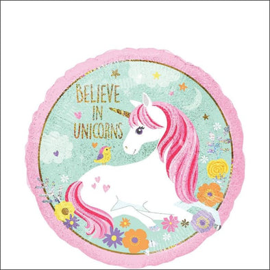 Magical Unicorn Balloon - Unicorn Party Supplies