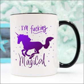 Magical Unicorn Mug - Home & Garden