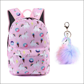 Unicorn Backpack - Girls Backpacks