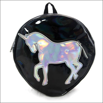 Unicorn Holographic Backpack