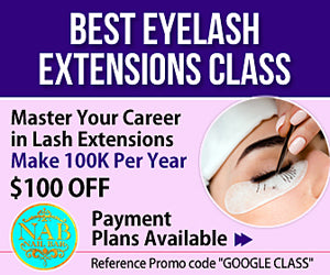 Training Classes Eyelash Extensions & Microblading (6 Month Apprenticeship Program)