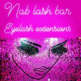 NAIL & LASH PACKAGES: GLAM UP GIRL COMBO Gel Manicure & Regular Pedicure + Lashes