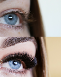 LASH PACKAGE: Full Set of MIXED Eyelash Extensions + Anti-Aging Mask