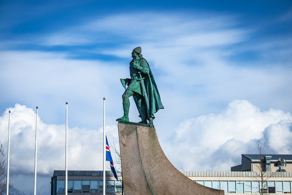 Leif Eriksson Arrived at North America Before Christopher Columbus.....
