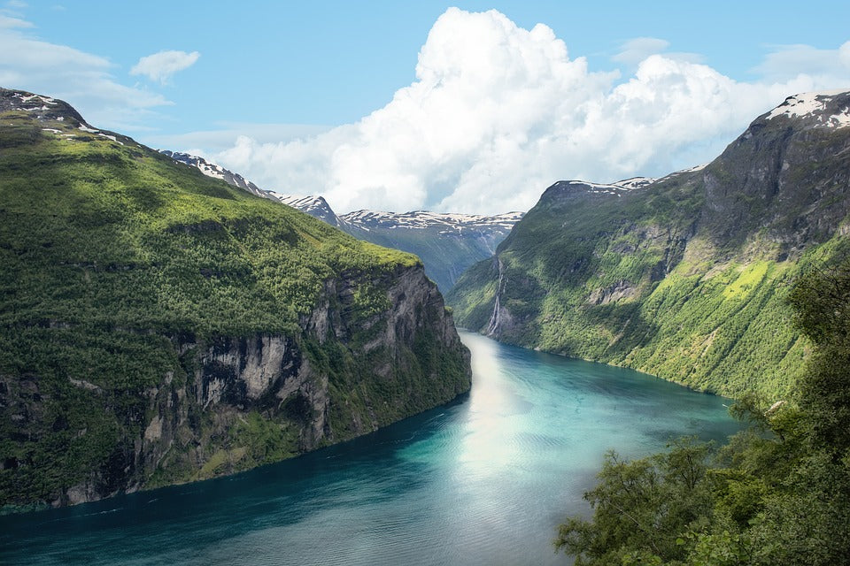 The Magnificent Fjords of Norway