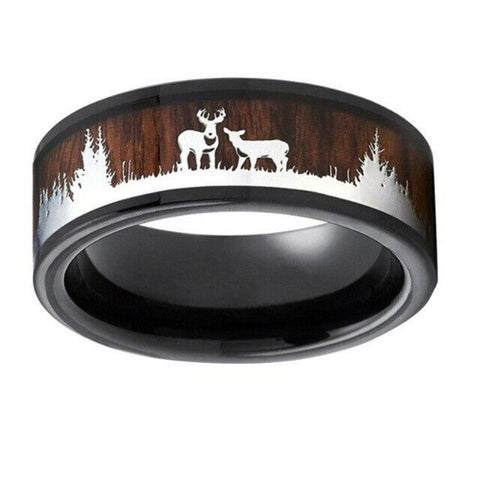 Image of deer ring